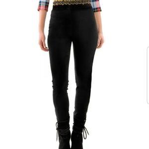 Gretchen Scott GripeLess Spandex Pull-On Pant L
